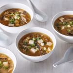 Maple syrup miso soup