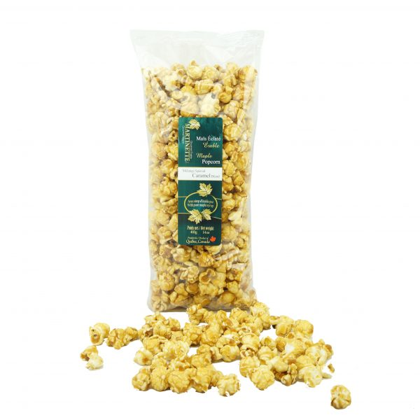 Maple Popcorn -Special Butter Caramel 400g | 14oz
